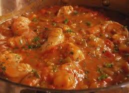 shrimp etoufee